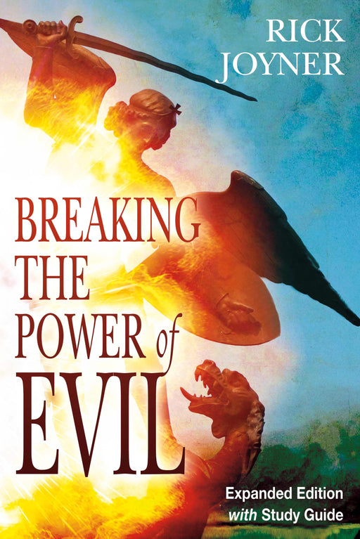 Breaking The Power Of Evil W/Study Guide (Expanded)