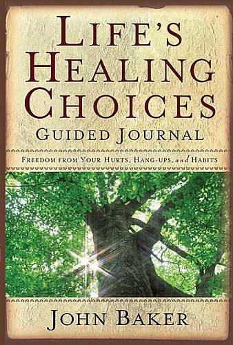 Life's Healing Choices: Guided Journal