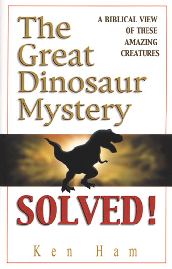 Great Dinosaur Mystery Solved