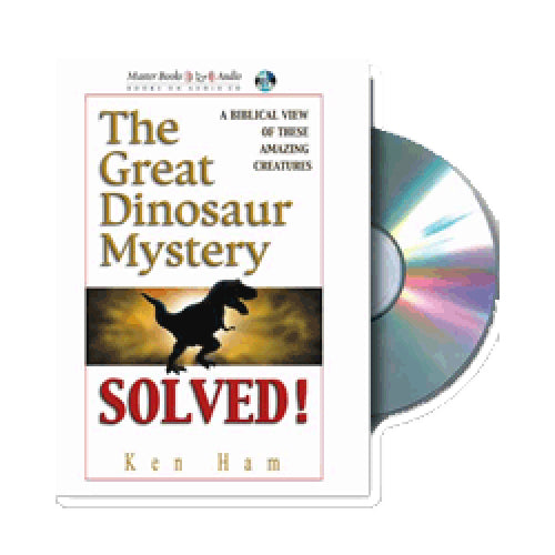 Great Dinosaur Mystery Solved--Audio Book
