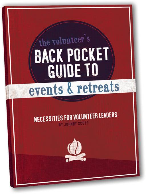 The Volunteer's Back Pocket Guide to Events & Retreats