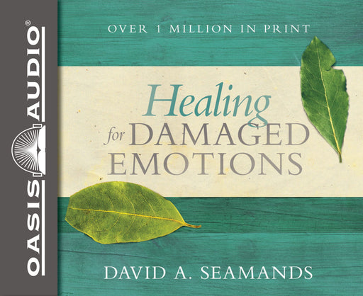 Healing for Damaged Emotions (Library Edition)