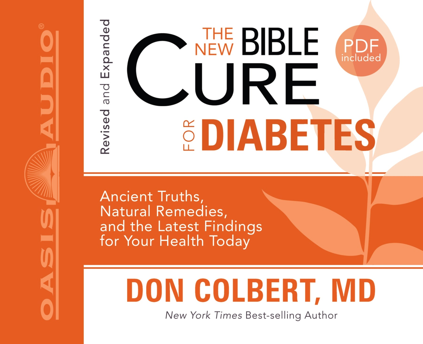 The New Bible Cure for Diabetes (Library Edition)