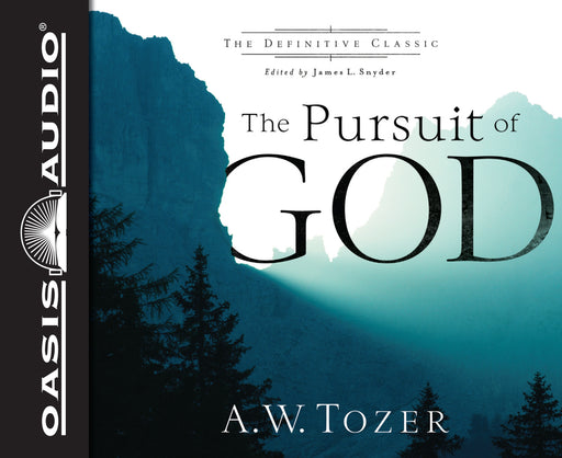 The Pursuit of God (The Definitive Classic) (Library Edition)