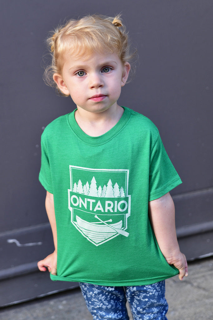 Lil' Ole Ontario T-shirt - Ole Originals Clothing Co.