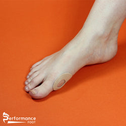 Performance Foot Oval Moleskin Pad