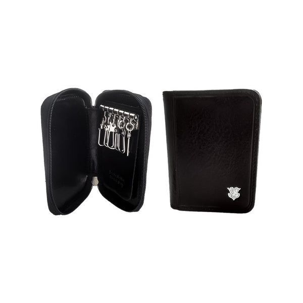 Wall St Leather Set