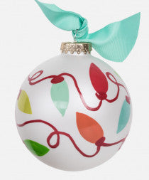 Coton Colors Twinkle Lights Ornament