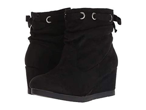 Mia Eudora Black Boot