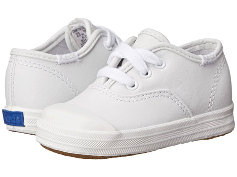 "Keds ""Champion Lace Toe Cap"" Sneaker White"