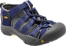 "Keen ""Newport H2"" Outdoor Sandal Blue Depths/Gargoyle"