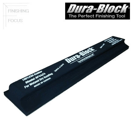 "Dura-Block 24"" Hook & Loop Wide Sanding Block, AF4424"