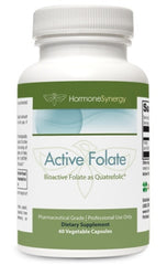 Active Folate | 2000 mcg 5-MTHF per serving | Free Shipping!