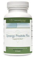Synergy Prostate Plus | 60 Softgels | Free Shipping!