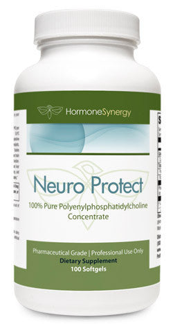 Neuro Protect | 100% Pure Phosphatidylcholine Concentrate | 900 mg Per Softgel | Free Shipping!