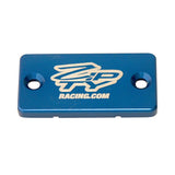 Front Reservoir Cover - YZ/KX/RM - BLUE