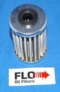 PC Racing Stainless Steel Oil Filter 155