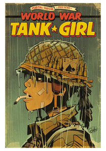 World War Tank Girl GN