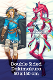 Link/Sidon Double Sided Dakimakura