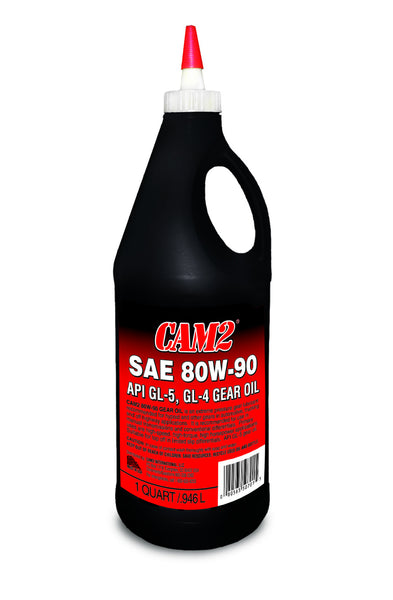 CAM2-80W90-QT GEAR OIL