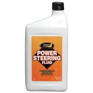 4610-JOHNSENS POWER STEERING FLUID QT