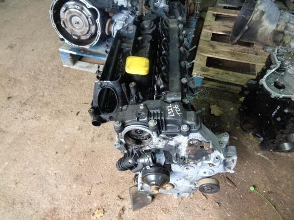 2002 - 2006 RANGE ROVER L322 TD6 M57D ENGINE AND INJECTION PUMP 102K #26108