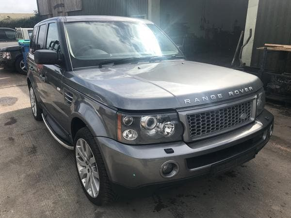 CURRENTLY BREAKING... 2007 RANGE ROVER SPORT HSE -  3.6 TDV8 DIESEL AUTO GREY
