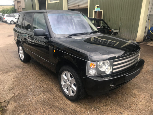 CURRENTLY BREAKING... 2006 RANGE ROVER L322 - 4.4i V8 VOGUE PETROL AUTO BLACK