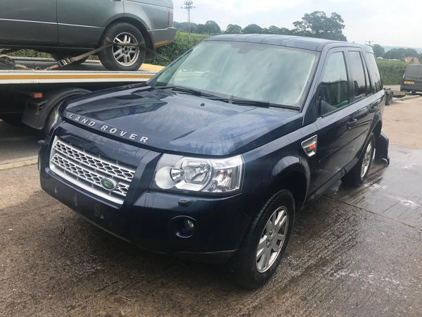 CURRENTLY BREAKING... 2007 LAND ROVER FREELANDER 2 - 2.2L TD4 MANUAL XS BLUE