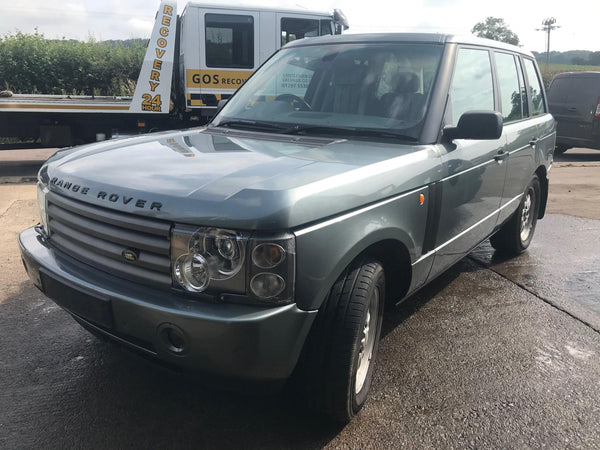CURRENTLY BREAKING... 2004 RANGE ROVER L322 - 3.0 TD6 VOGUE DIESEL AUTO GREEN