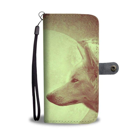 Image of Wolves Wallet Case - Wallet Case Cases Phones Wallets
