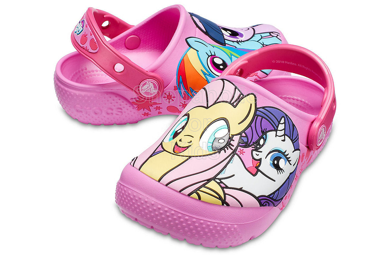 Crocs Fun Lab My Little Pony Clog - Shopaholic for Kids