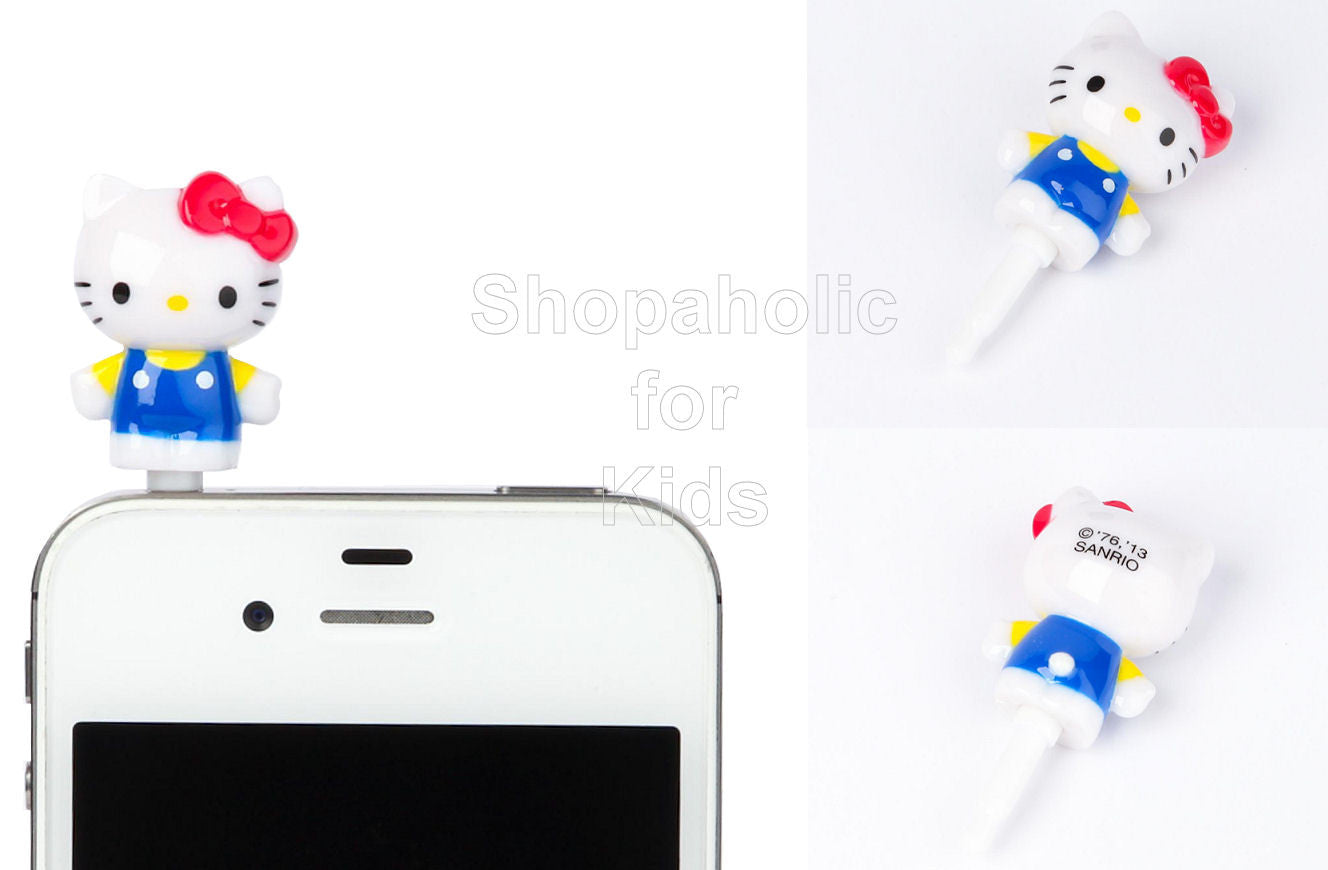 Hello Kitty Phone Jack - Masquerade - Shopaholic for Kids