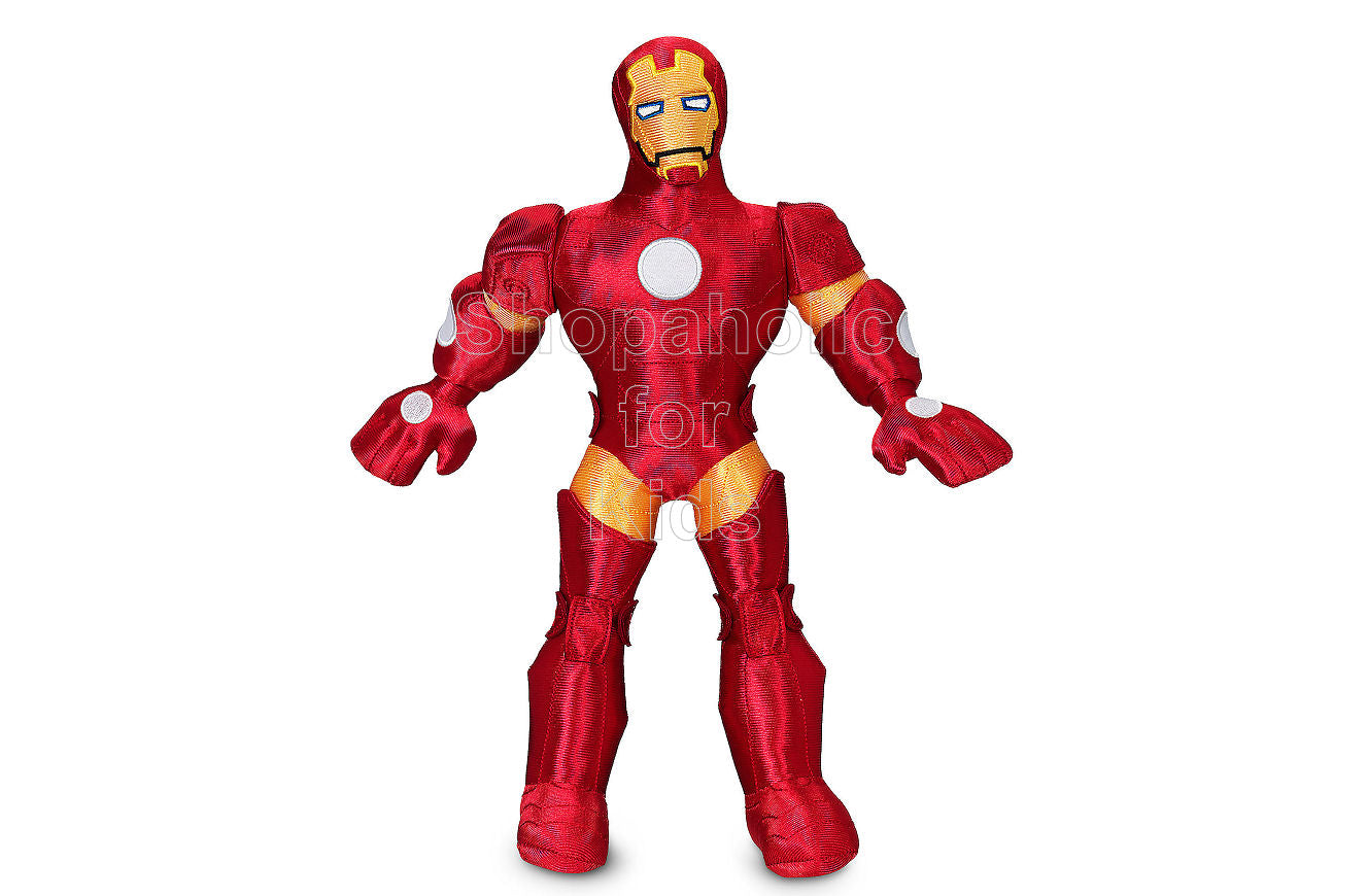 Marvel Avengers  Iron Man Plush Doll - 14 1/2''