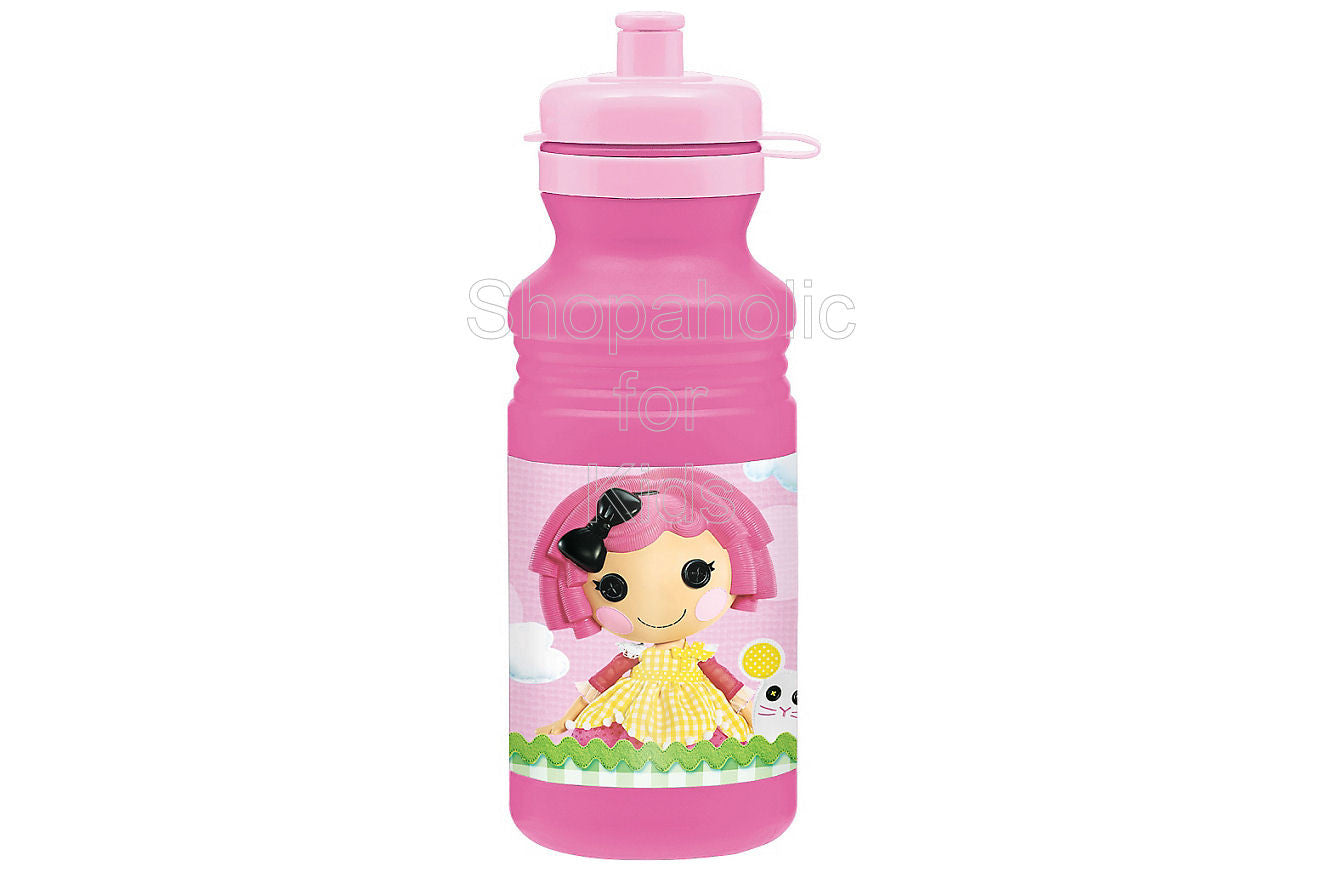 Lalaloopsy Water Bottle 18oz - Shopaholic for Kids