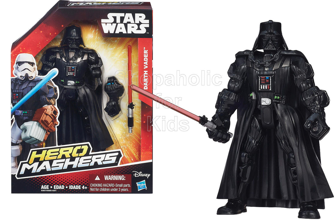 Star Wars Hero Mashers Episode VI Darth Vader - Shopaholic for Kids