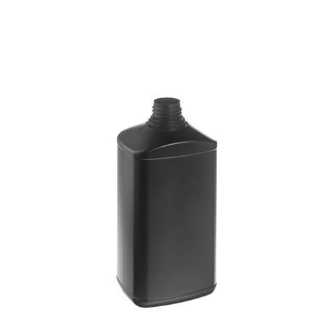 1Ltr Black T/E Brecon Bottle