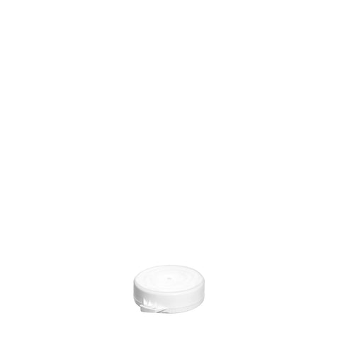 62mm White Snapsecure Lid