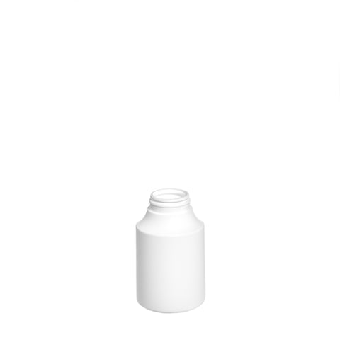 250ml White Securipac Jar - 120 qty