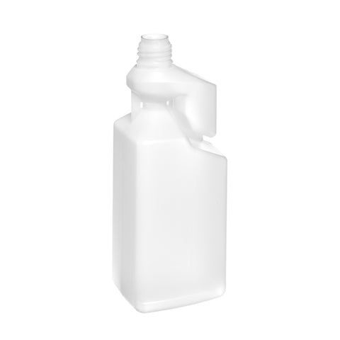 1ltr Natural Dosing Bottle - 60ml Chamber - 72 qty