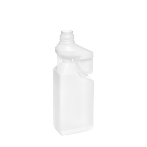 500ml Natural Dosing Bottle - 40ml Chamber - 140 qty