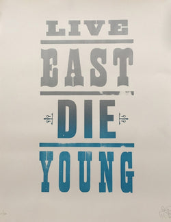 Live East Die Young - Pure Evil