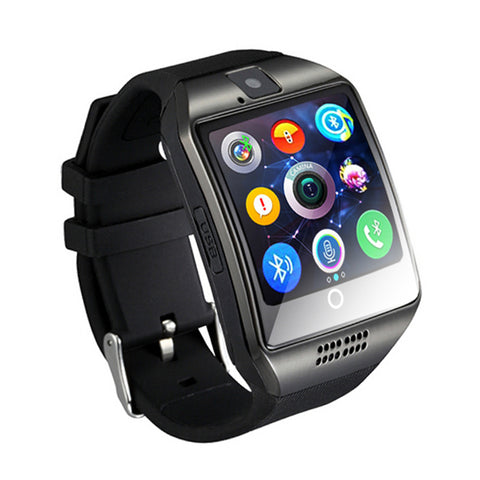 2018 APRO-Arc/Q18 Touch Screen Bluetooth Smart Wrist Watch For Galaxy Android & Apple IOS - ISaleuk