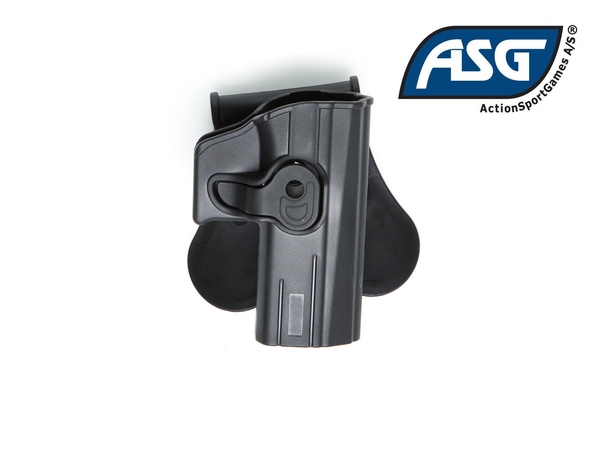 ASG Polymer Holster for CZ P-07 and CZ P-09