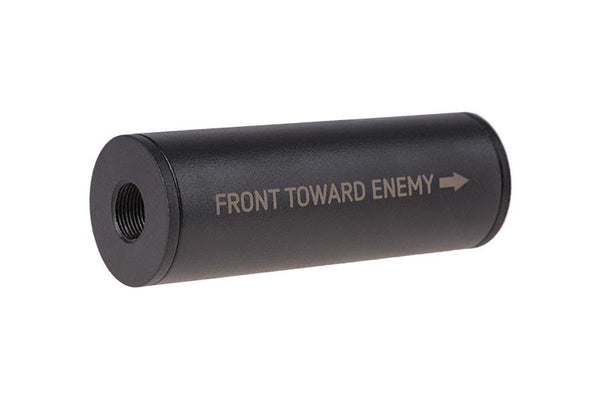 """Front Towards Enemy"" Covert Tactical PRO 35x100mm silencer"