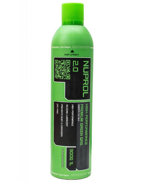 Nuprol 2.0 High Performance Green Gas