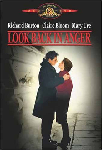 Look Back in Anger (Richard Burton) (MGM) DVD Movie