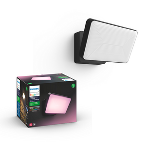 Philips Hue White and Color Ambiance Discover Outdoor Floodlight