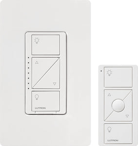 Smart Lighting Dimmer Switch and Remote Kit for Wall and Ceiling Lights