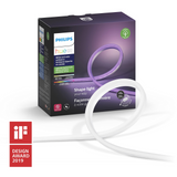 Philips Hue White and Color Ambiance Lightstrip Outdoor 80 Inch